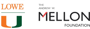 Lowe Art Museum and The Andrew W. Mellon Foundation